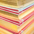 Stack of collectible books — Stock Photo #3705232