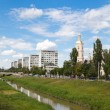 Iasi city - Stock Photo