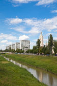 Iasi city — Stock Photo
