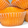 Homemade Muffins - Stockfoto