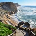 Portugal. Santa Cruz — Stock Photo #3913027