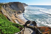 Portugal. Santa Cruz — Stock Photo