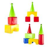 Playground blocks — Stock Photo