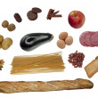 Food mix - Stock Photo