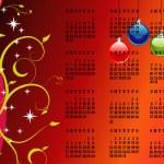 2011 calendar — Stock Vector #3799441