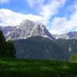 Landscape of Val Pusteria, Dolomiti, Italy — Stock Photo