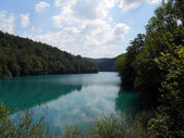 Landscape of Plitvice — Stock Photo