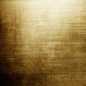 Golden metal texture — Stock Photo