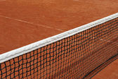 Terrain de tennis — Photo