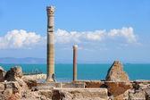 Ruins of Carthage — Stock Photo