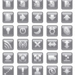 Royalty-Free Stock Photo: Web icons.