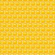 Honey combs background — Stockfoto