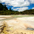 Stock Photo: Wai-O-Tapu Thermal Wonderland, Rotorua, New Zealand