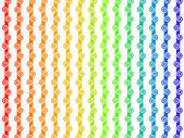 Pattern of vertical stripes — Stock Vector