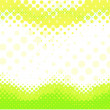 Abstract halftone background — Stock Vector