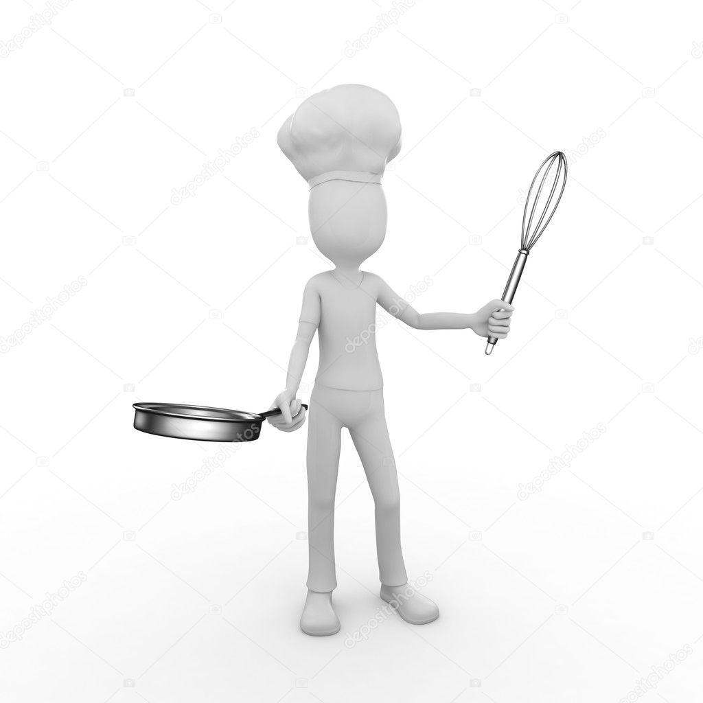 Pan+pan+man