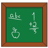 School basics — Stock Vector