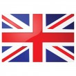 Stock Vector: Union Jack