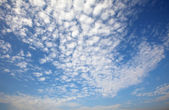 Blue sky surface — Stock Photo