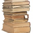Old books in a stack — Stock Photo #3844714