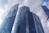 Высотные офисные здания — Stock Photo
