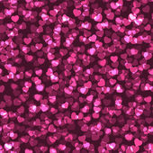 Vector seamless heart texture — Stockvector