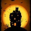 Halloween illustration - Vettoriali Stock