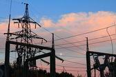 Industrial Power Engineering — Stock Photo