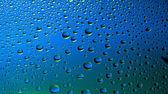 Many water drops — Stock Photo