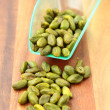Pistachio nuts - Stock Photo