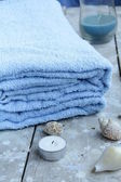 Towel — Stockfoto