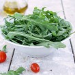 Arugula salad — Stock Photo #3834816