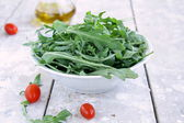 Arugula salad — Stock Photo