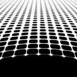 Halftone dots — Stock Vector