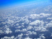 Over The Clouds — Stockfoto