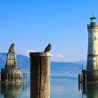 Lindau harbour — Stock Photo #3765631