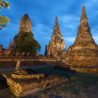 Wat Chai Watthanaram Thailand — Photo