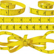 Royalty-Free Stock Vector Image: Measuring Tapes