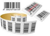 Barcode — Stock Vector