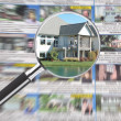 Real estate — Stockfoto