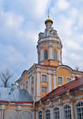 Alexandro-Nevskay Lavra in Sankt-Peterburg, Russia — Stock Photo