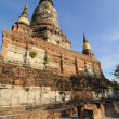 Chai Mongkol Pagoda — Stock Photo