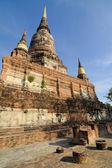 Chai Mongkol Pagoda — Stock Photo