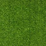 künstliches gras feld top view textur — Stockfoto