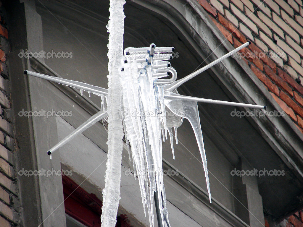 Ice  — Stock Photo #3877265