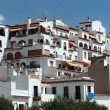 Apartments in Moraira — Stock Photo