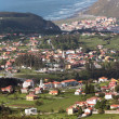 Stock Photo: Coast village in Spain
