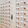 Electrical panel - Stock Photo