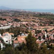 General view of Vinaros and Peñiscola — Stock Photo #3746273
