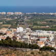 Panorama of Torreblanca - Stock Photo